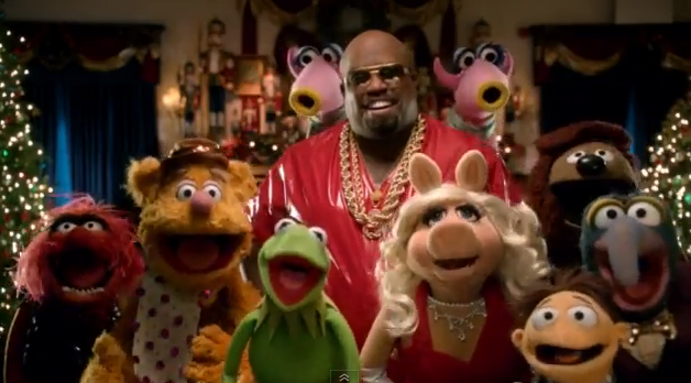Cee Lo Green and the Muppets