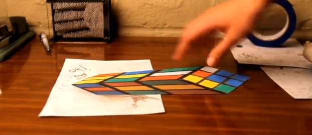 Rubik's Flat