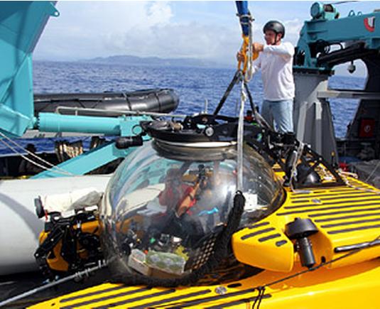 Sea vessel