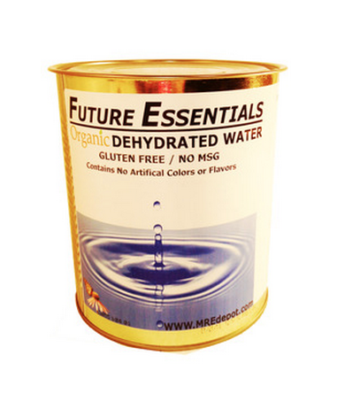 Organic Dehydrated Survival Food