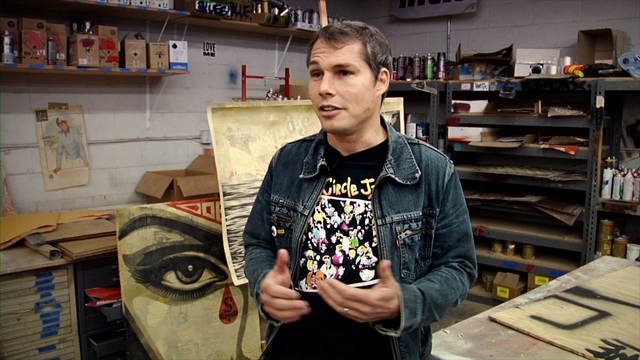 Let Fury Have The Hour (Shepard Fairey)