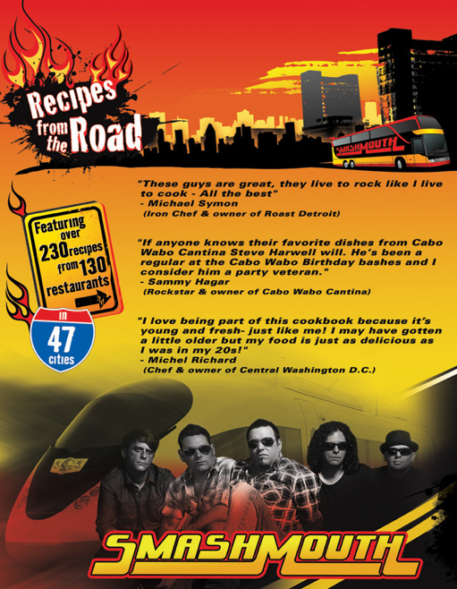 Smash Mouth Back Cover