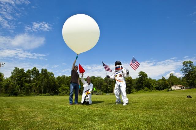 Stephen Colbert in Space