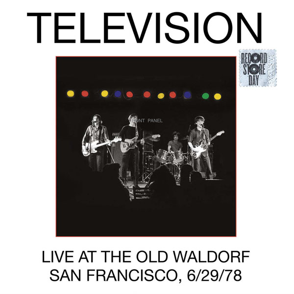 Television live in San Francisco at The Old Waldorf