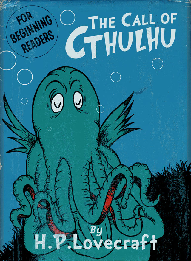 the call of cthulhu Francis wayland thurston learns there are some things better left unknown in  h p lovecraft's 'the call of cthulhu' what horrible truth does he.