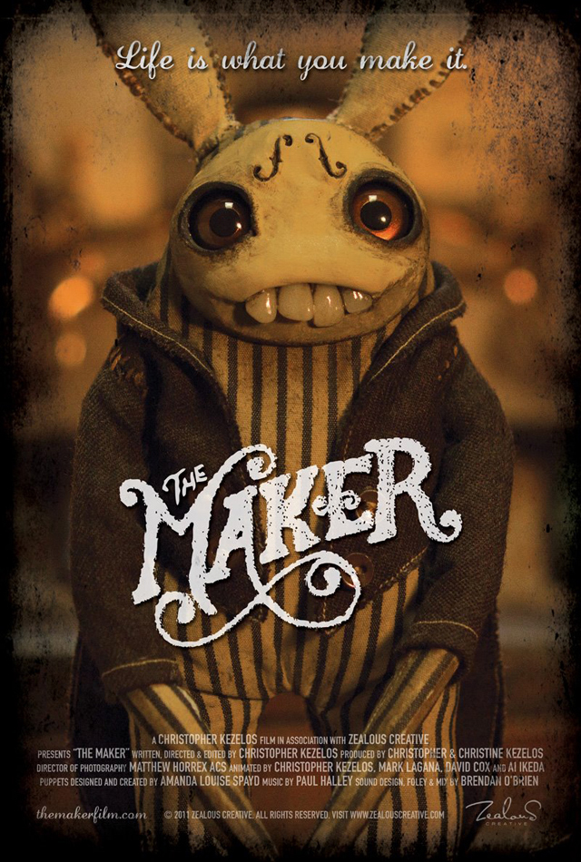 The Maker A Touching Animated Short Film About Enjoying