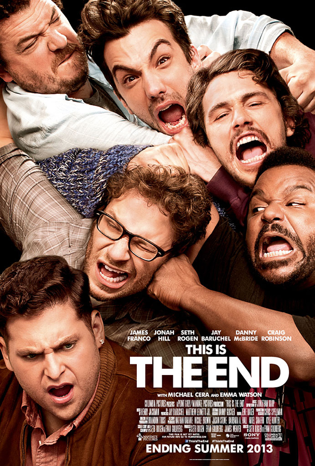 This is the End (Poster)