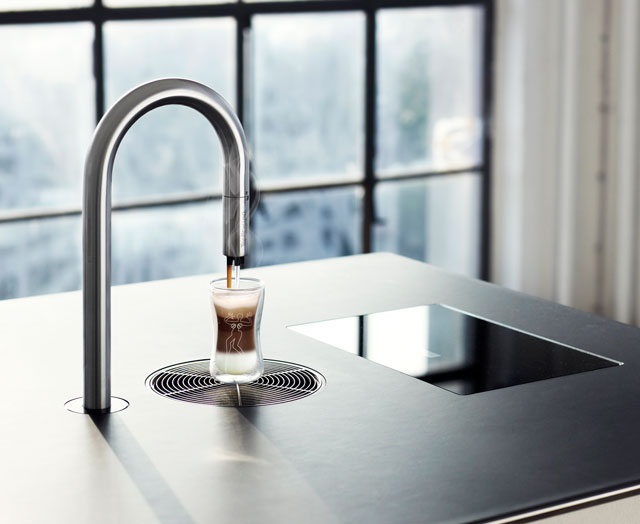 TopBrewer Coffee Faucet by Scanomat