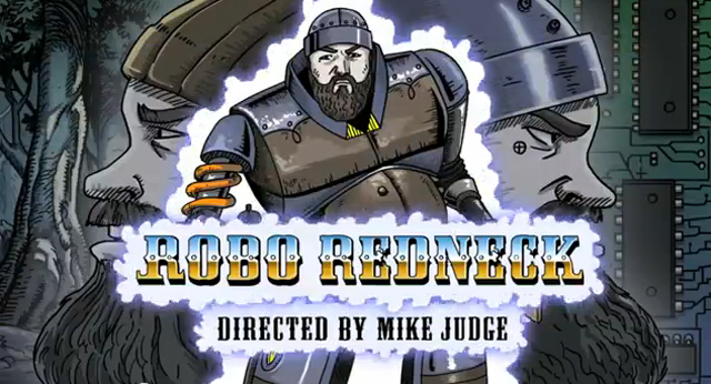 Robo Redneck
