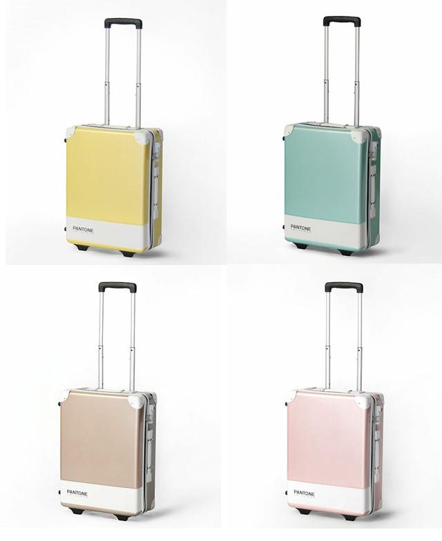 Pantone Trolley Cases