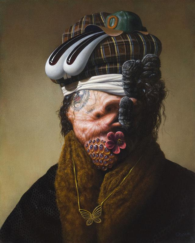 VAN_Paintings by Christian Rex van Minnen