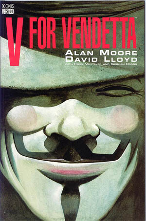 V for Vendetta, The Guy Fawkes Mask, and Anonymous
