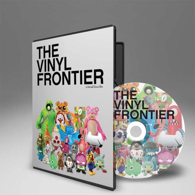 The Vinyl Frontier, A Documentary About Vinyl Toys Is Now Available