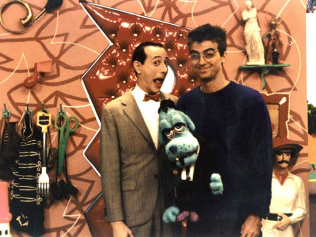 Pee-wee and Wayne White