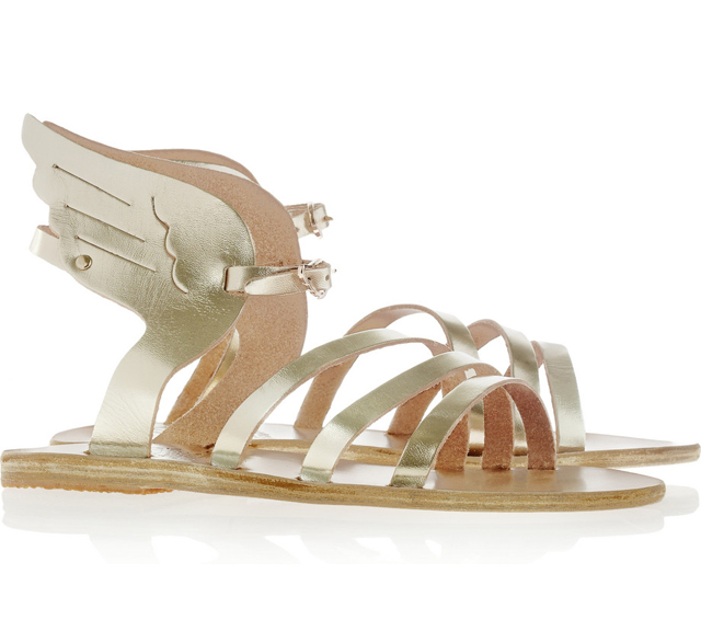 92691048cc67 Winged Sandals Greek Myths ~ Greek Sandals