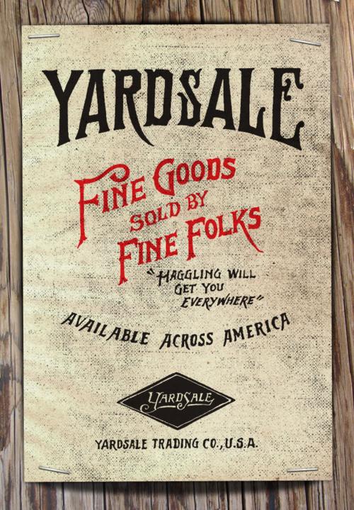 Yardsale