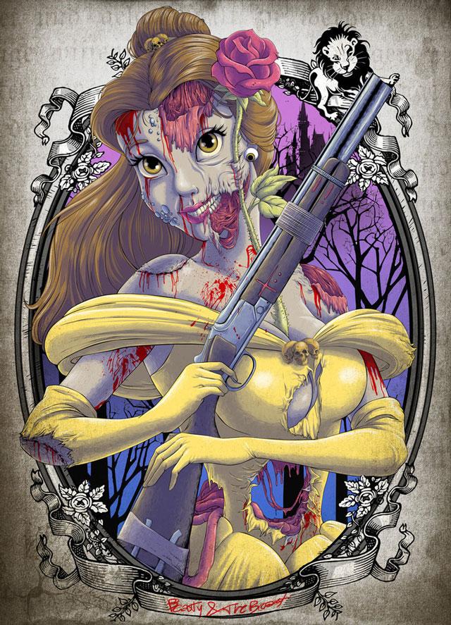 Zombie Belle