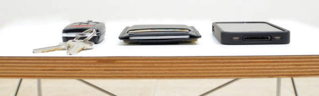 The Minimalist super thin wallet