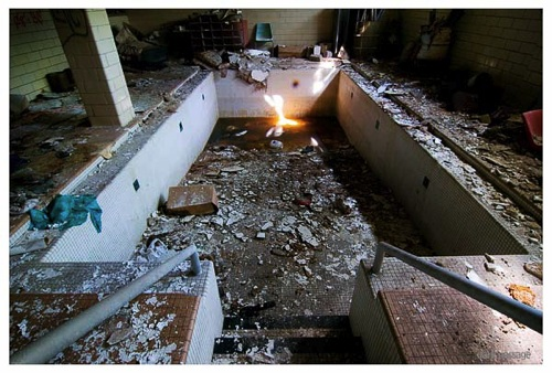 Abandoned Swimming Pools