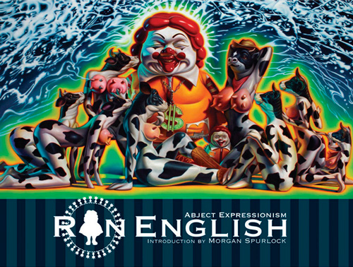 Ron English: Abject Expressionism