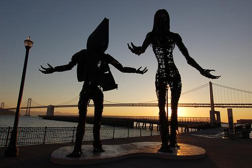 Passage Sculpture Prank #2