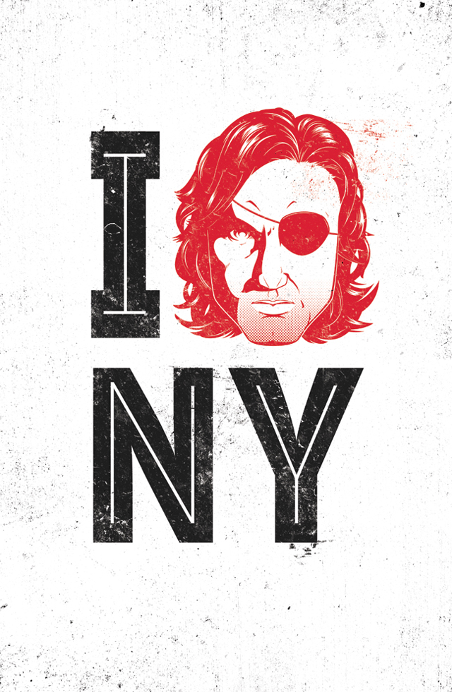 I Escaped New York by Adam Limbert