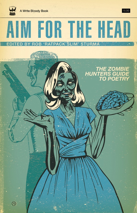Alumna shows brains in zombie poetry