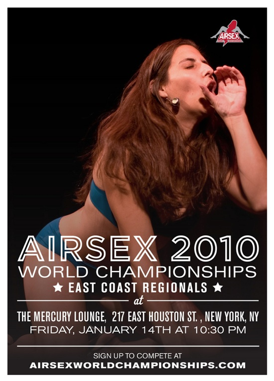 The East Coast Regionals for the Air Sex 2010 World Championships take place ...