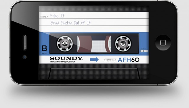 AirCassette for iPhone