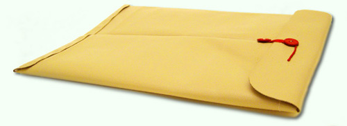 AirMail, A MacBook Air Sleeve in the Shape of a Manila Envelope