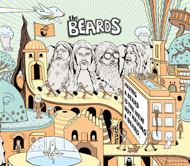 The Beards - Having A Beard Is The New Not Having A Beard (Album)