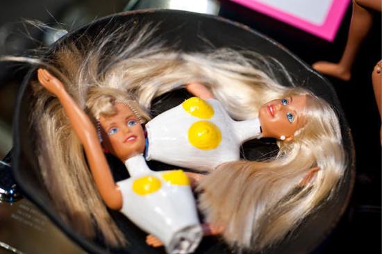 Altered Barbie Exhibition 2010