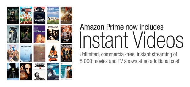 ... unlimited access to commercial-free, instant streaming of 5000 movies ...