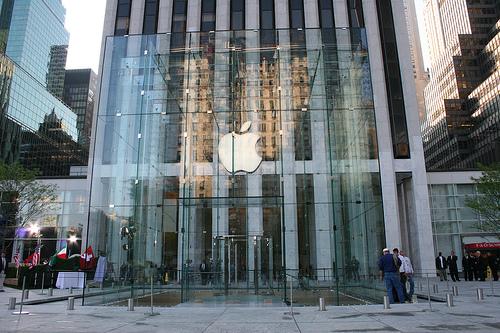 Apple Store Fifth Avenue