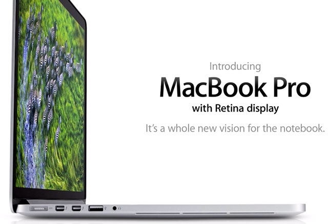 Apple MacBook Pro Ad