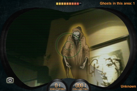 ARGH: Augmented Reality Ghost Hunter