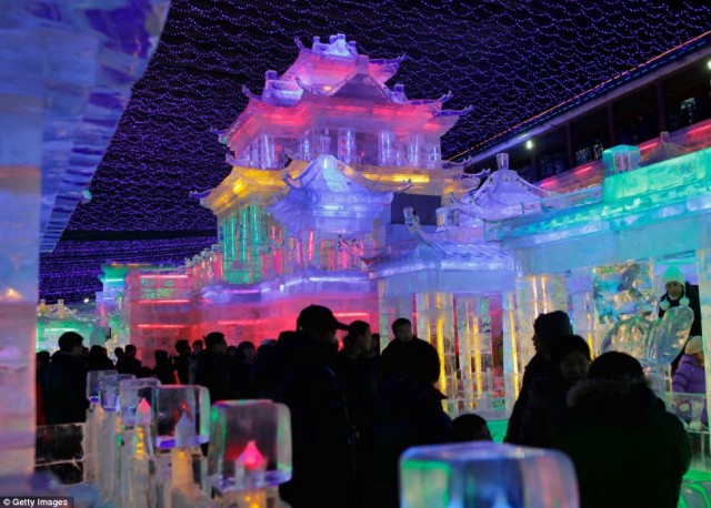 Yanqing Ice Festival
