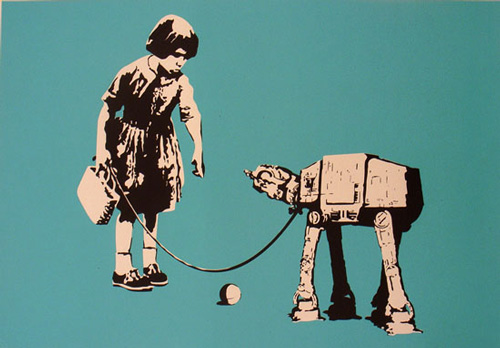 Star Wars Pop Art By Eelus