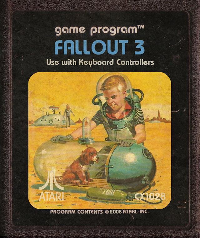 Fallout 3 Atari