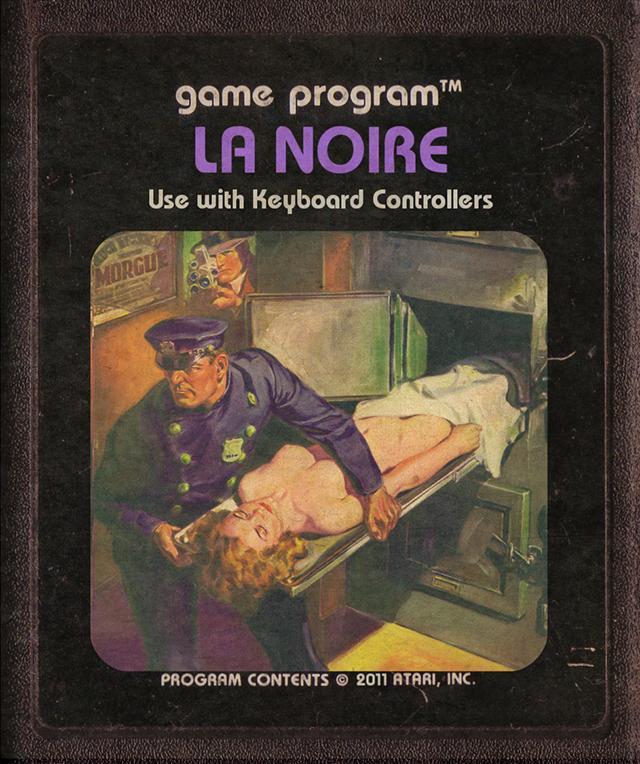 LA Noire Atari