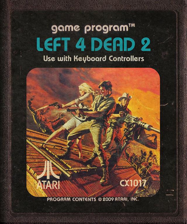 Left 4 Dead 2 Atari