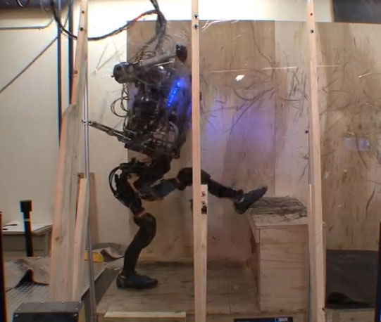 Boston Dynamics AtlasProto robot