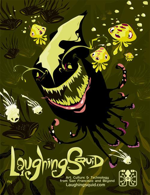 Attaboy Squid
