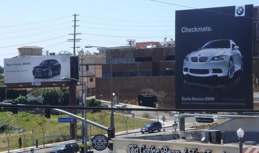 Santa Monica BMW's Checkmate