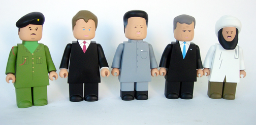 Axis of Evil Toy