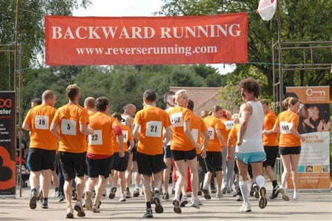 UK Backwards Running Championships 2010