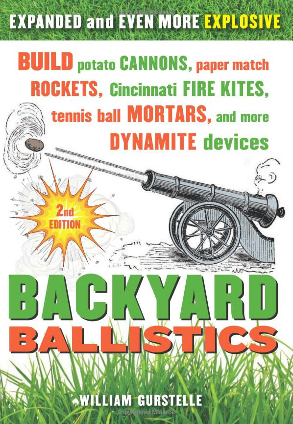 Backyard Ballistics, A Guide on How To Make Ballistic Devices at Home