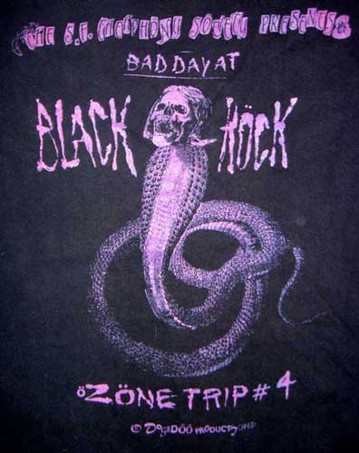 Bad Day At Black Rock, Cacophony Society Zone Trip #4 Which Took Burning Man to the Desert in 1990
