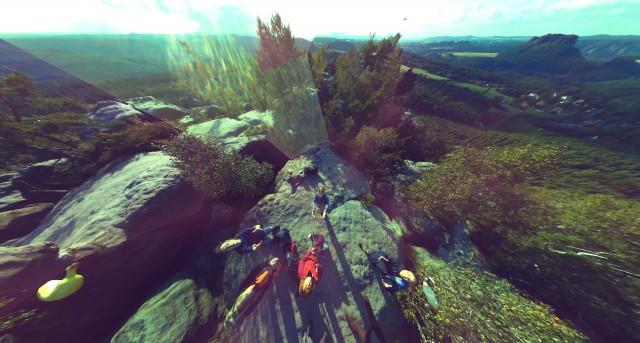 The Throwable Panoramic Ball Camera by Jonas Pfeil