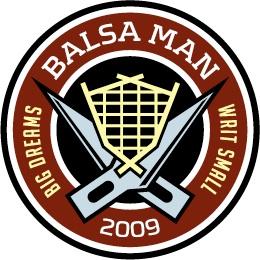 Balsa Man 2009